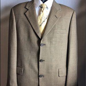 Claiborne Men's Wool Blazer